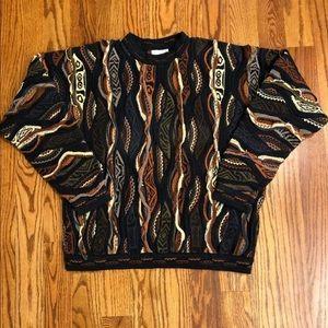 RARE 90s Vintage COOGI Australia sweater - XL